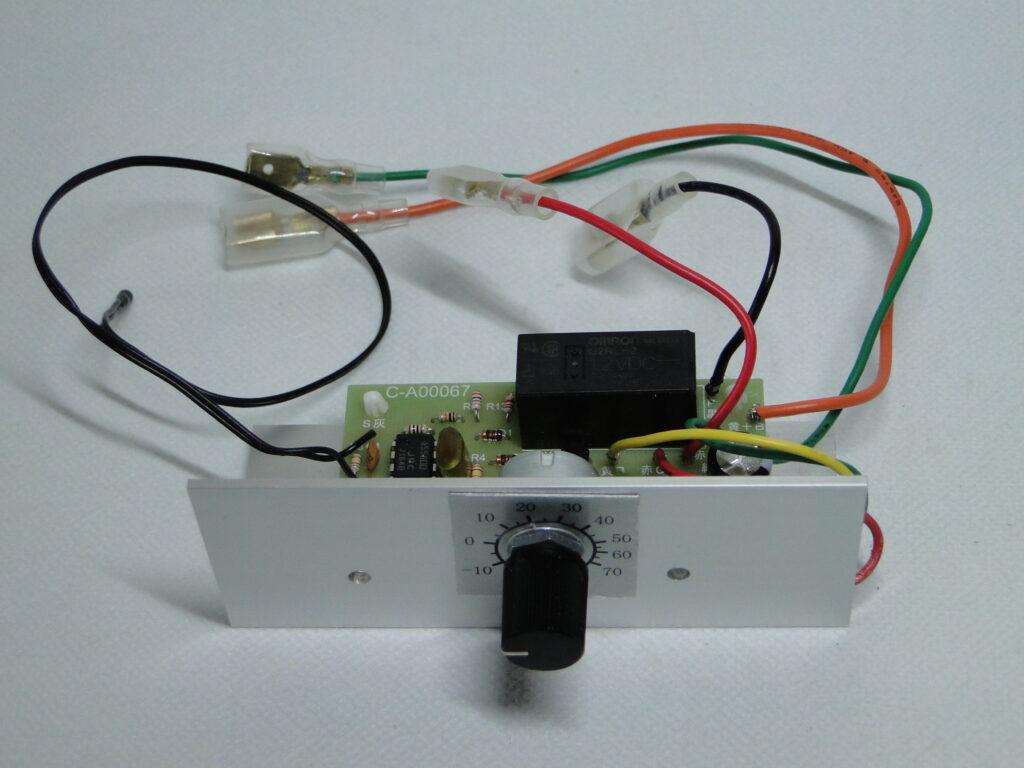 温度調整器-TC-1205sの写真